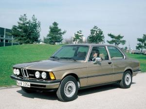 1975 BMW 320 Coupe